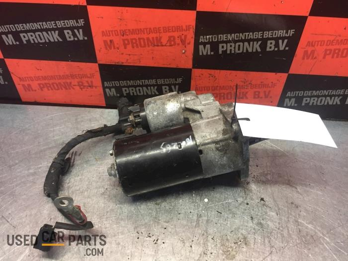 Startmotor - Renault Clio - O56347