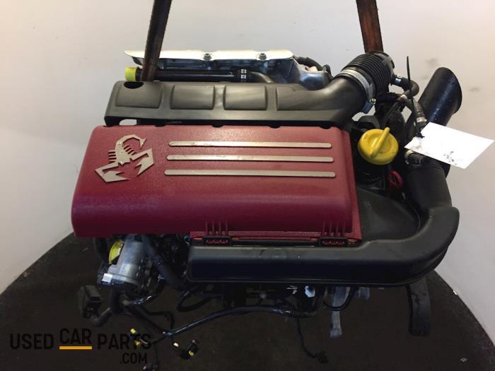 Motor - Fiat 500 - O56653