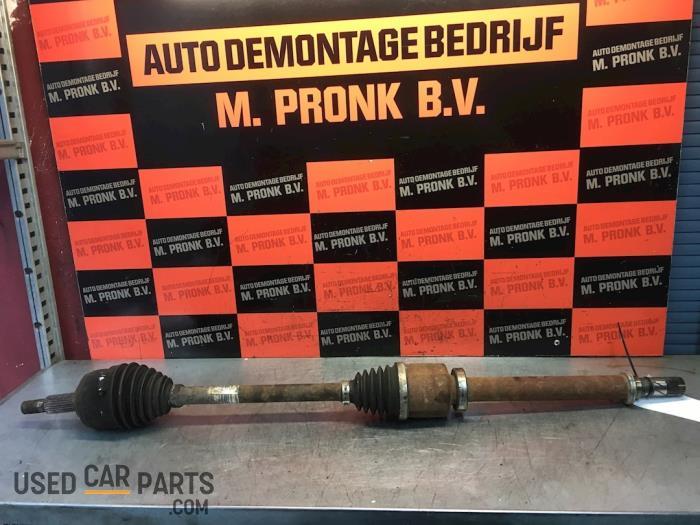Aandrijfas rechts-voor - Renault Megane - O56786