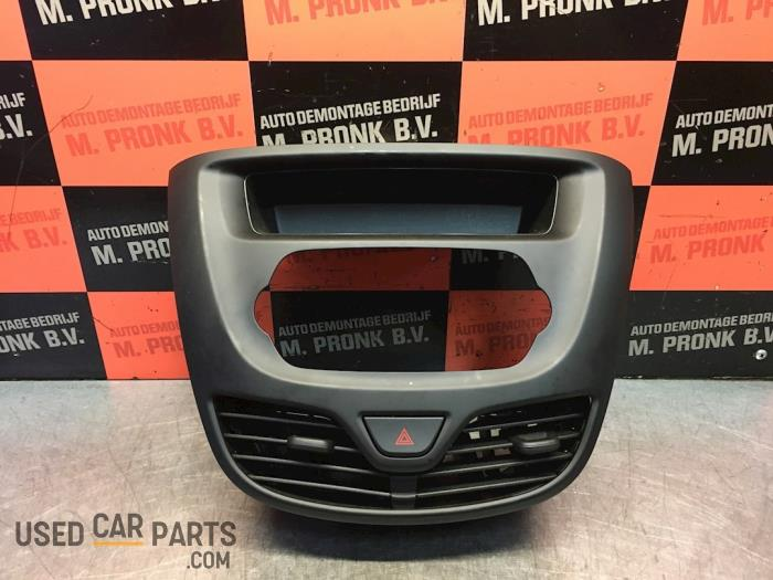 Luchtrooster Dashboard - Opel Karl - O57577