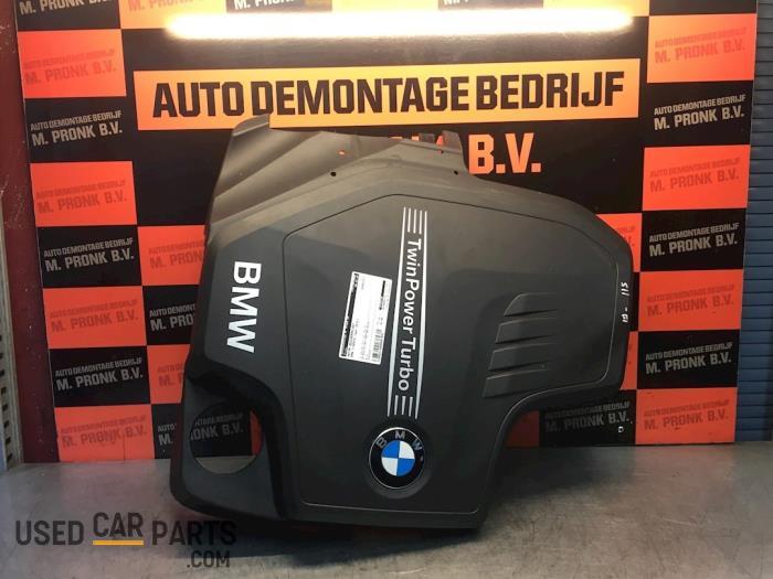 Motor Beschermplaat - BMW 1-Serie - O57697