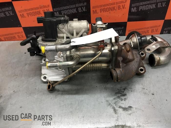 EGR koeler - Renault Megane - O57960