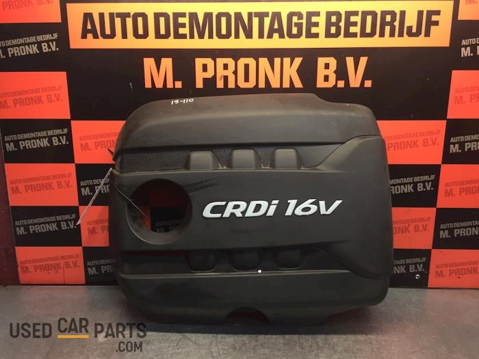 Engine protection panel - Hyundai I40 - O58077