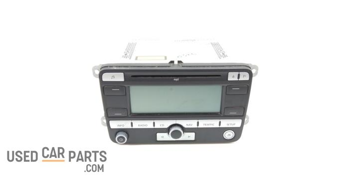 Navigatie Systeem - Volkswagen Caddy - O58412