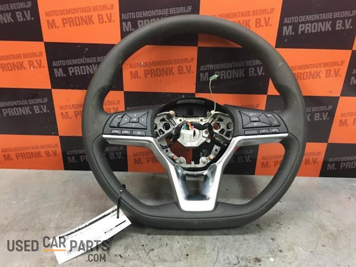 Stuurwiel - Nissan Micra - O58698