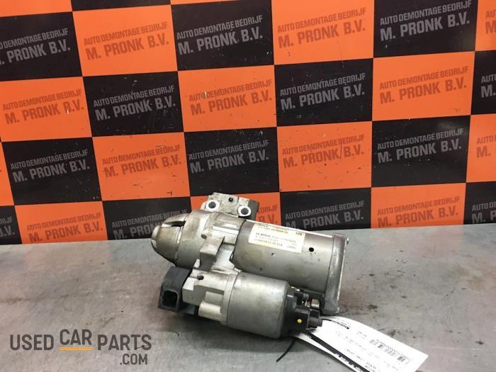 Startmotor - BMW 1-Serie - O58978