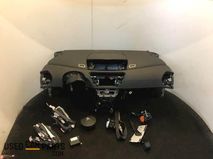 Airbag Set+Module - Citroen C4 Picasso - O59206