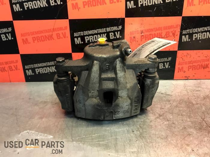 Remklauw (Tang) links-voor - Toyota Verso-S - O59871