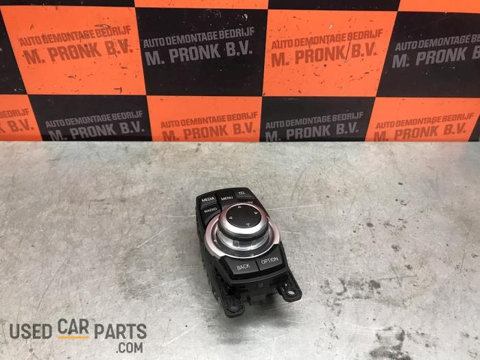 I-Drive knop - BMW 2-Serie - O60257