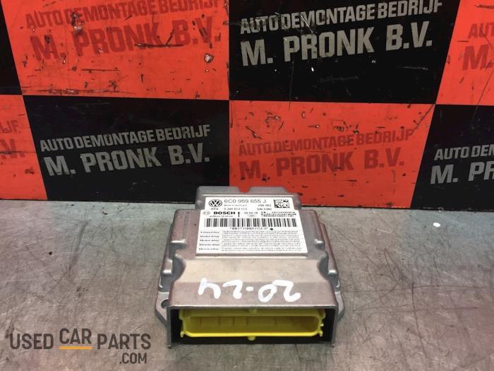 Airbag Module - Volkswagen Polo - O60317