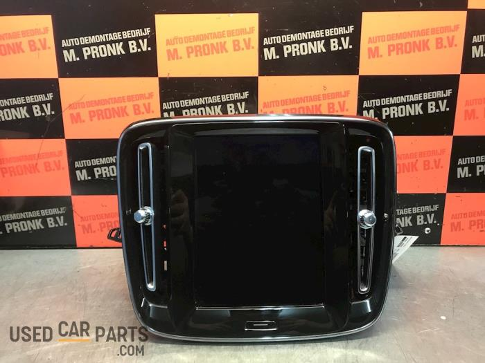 Display Multi Media regelunit - Volvo XC40 - O60421