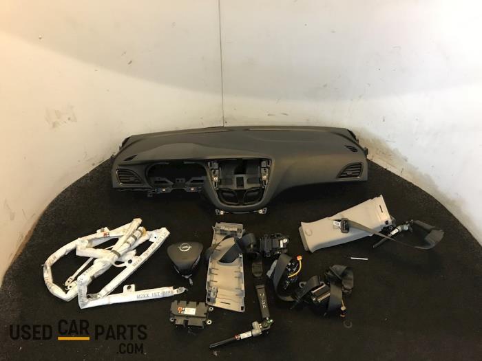 Airbag Set+Module - Opel Karl - O60850