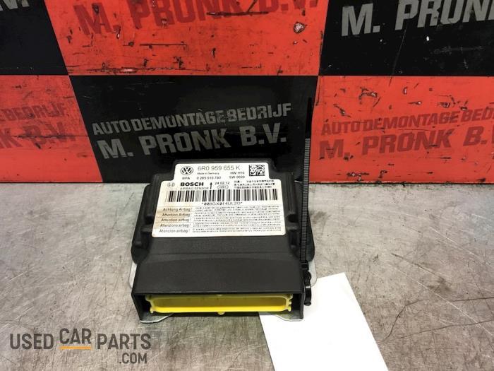 Airbag Module - Seat Ibiza - O61324