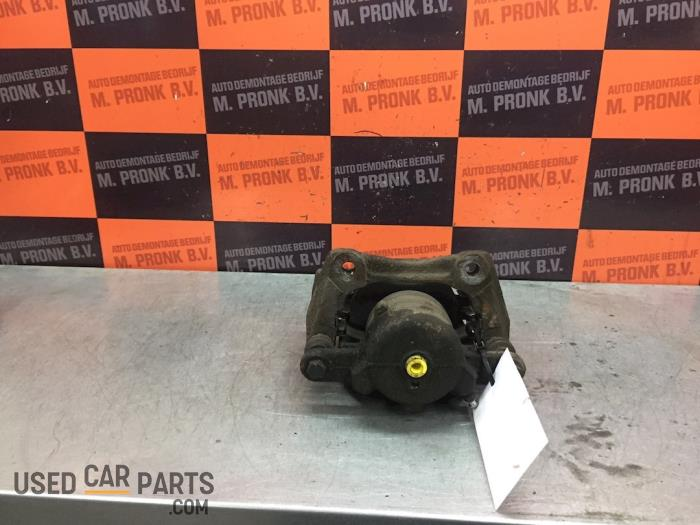 Remklauw (Tang) links-voor - Nissan Note - O61449