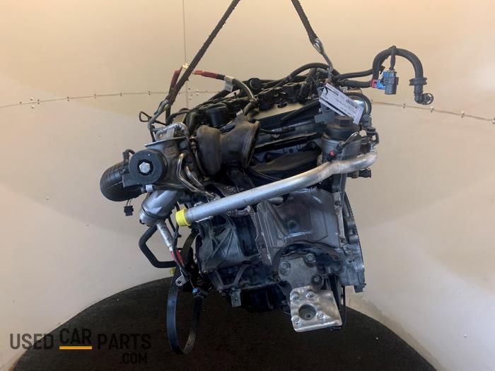 Motor - BMW 1-Serie - O62182