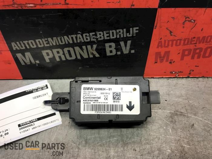 Alarm module - BMW 1-Serie - O62347