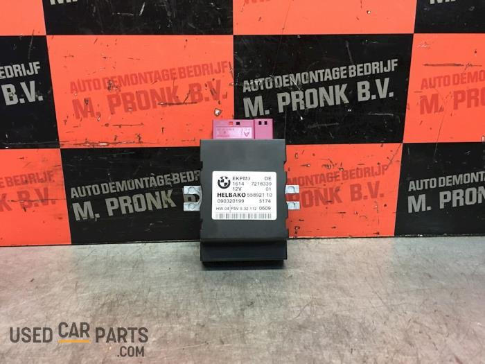 ADM brandstof module - BMW 1-Serie - O62576