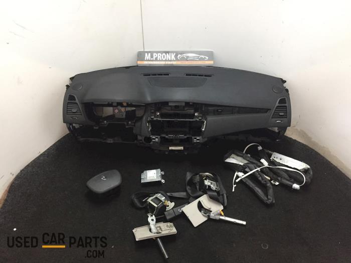 Airbag Set+Module - Renault Laguna - O62592