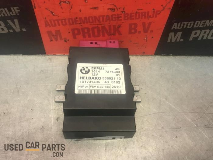 ADM brandstof module - BMW 1-Serie - O62872