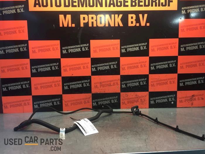 Brandstof retourleiding - BMW 1-Serie - O63001