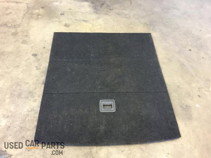 Boot mat - Volkswagen Passat - O63511