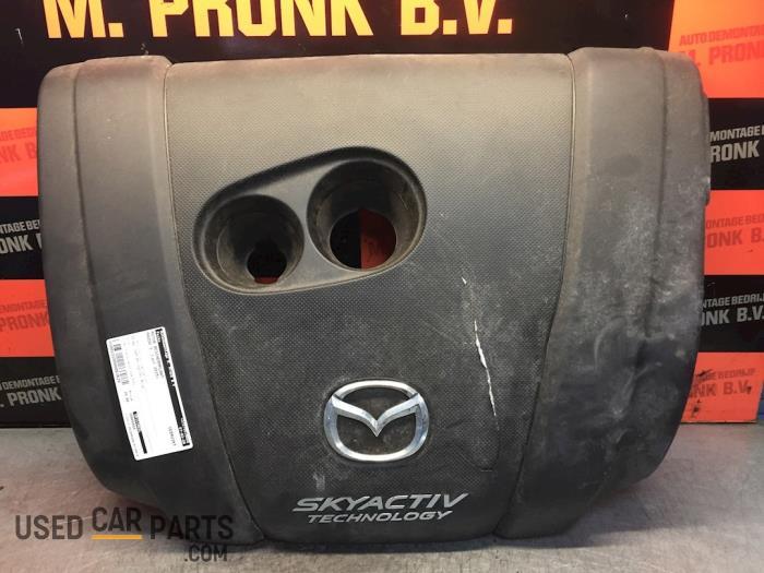 Motor Beschermplaat - Mazda 3. - O63629