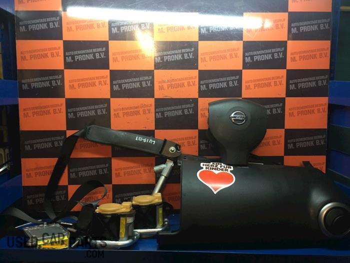 Airbag Set+Module - Nissan Note - O63940
