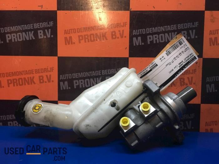 Hoofdremcilinder - Chevrolet Spark - O64120