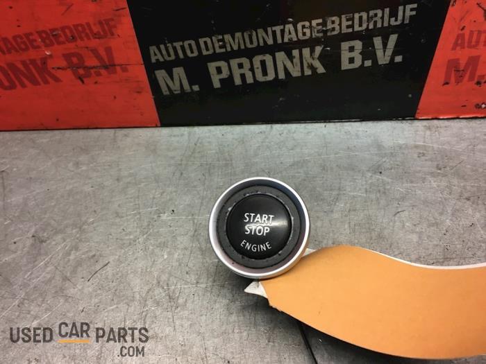 Start/Stop schakelaar - BMW 3-Serie - O64240