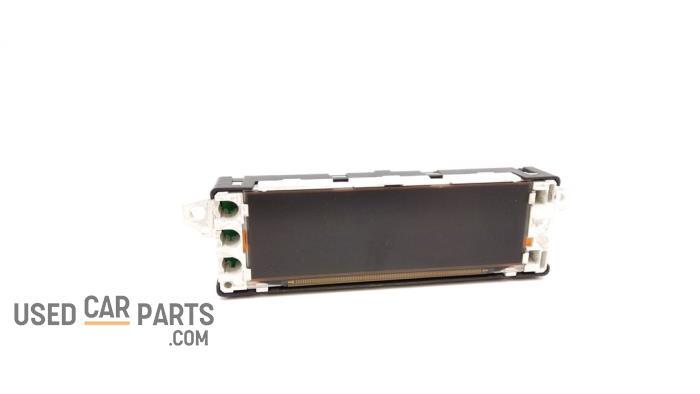 Display Interieur - Peugeot 207 - O64804