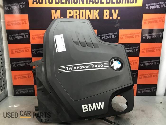 Motor Beschermplaat - BMW 5-Serie - O65353