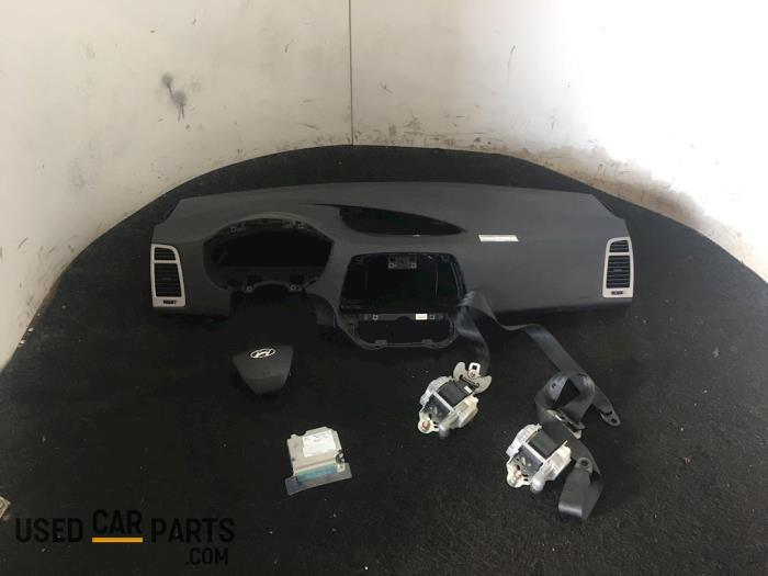 Airbag Set+Module - Hyundai I20 - O65364