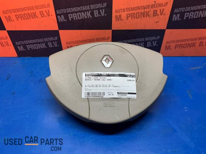 Airbag links (Stuur) - Renault Twingo - O65430