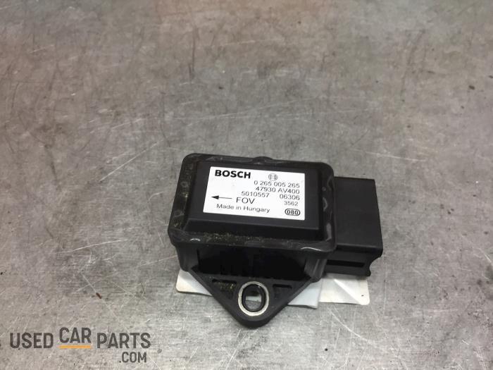 Esp Duo Sensor - Nissan Note - O65571