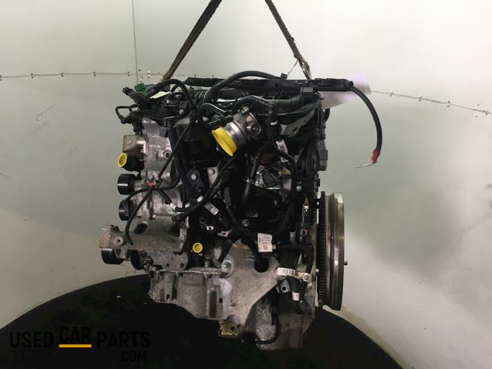 Motor - BMW 1-Serie - O67329