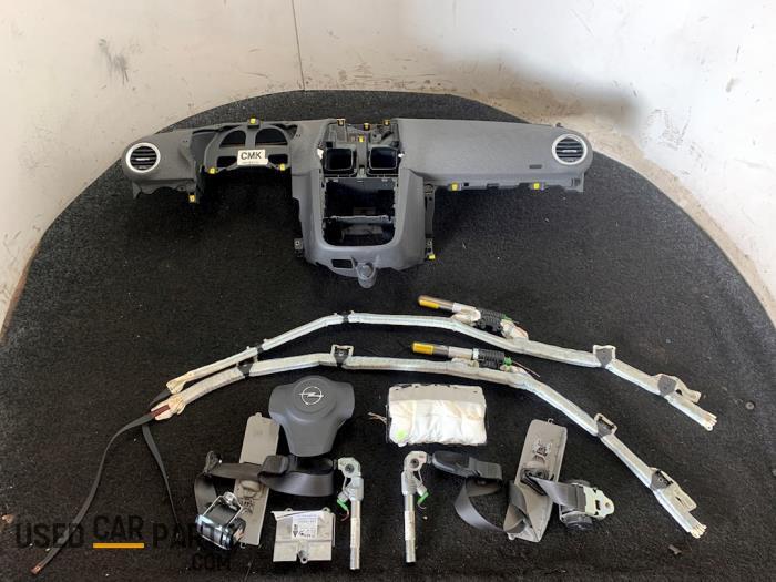 Airbag Set+Module - Opel Corsa - O67331