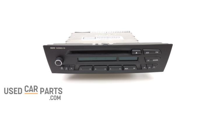Radio CD Speler - BMW 1-Serie - O67543