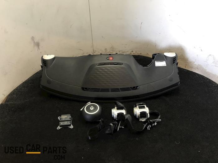 Airbag Set+Module - Renault Twingo - O68021