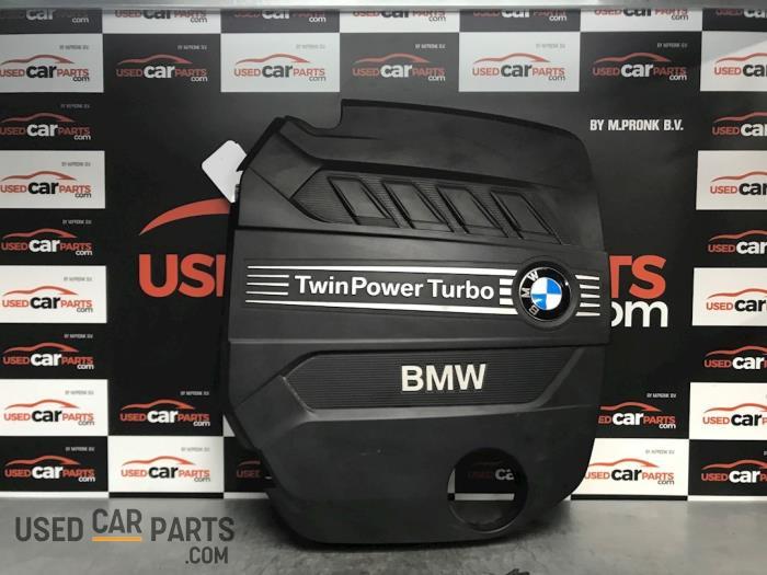 Motor Beschermplaat - BMW 1-Serie - O68149