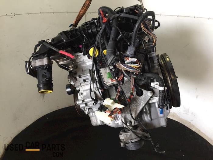 Motor - BMW 1-Serie - O68181