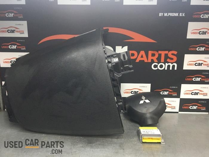 Airbag Set+Module - Mitsubishi Colt - O68784