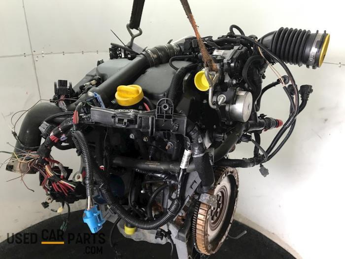 Motor - Renault Clio - O68917