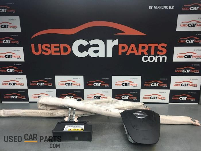 Airbag Set+Module - Opel Insignia - O69055