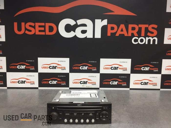 Radio CD Speler - Peugeot Partner - O69905