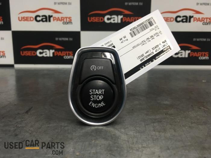 Start/Stop schakelaar - BMW 1-Serie - O70038