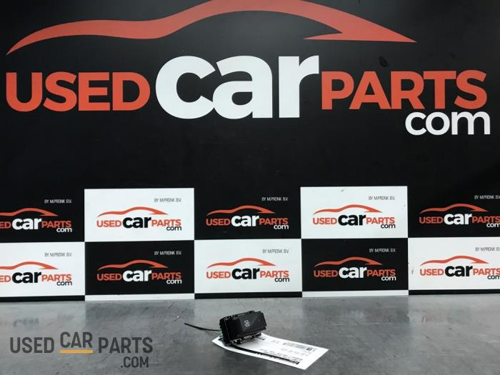 Start/Stop schakelaar - Renault Captur - O70273