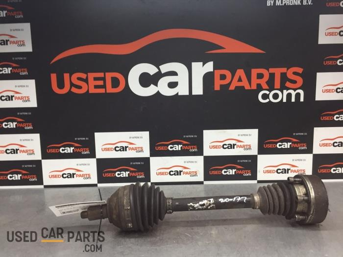 Front drive shaft, right - Volkswagen Polo - O70878