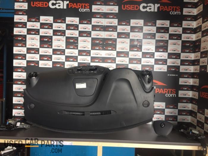 Airbag Set+Module - Renault Captur - O71221