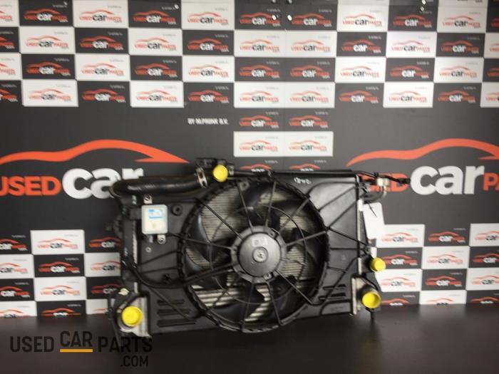 Koelerset - Kia Cee'd Sportswagon - O71747