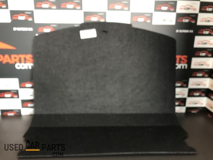 Boot mat - Toyota Auris - O71869